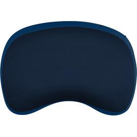 Sea to Summit Aeros Premium Coussin Normal, navy blue